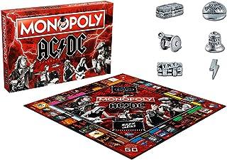 Monopoly ACDC - Bordspel - Speciale AC/DC Monopoly editie - Voor de hele familie - Taal: Engels
