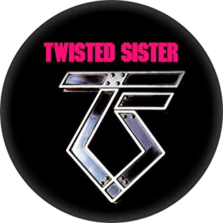 Twisted Sister - Logo - 1.25