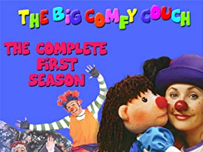 The Big Comfy Couch - The Complete First Season