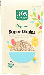 365 by Whole Foods Market, Organic Super Grains, 16 Ounce