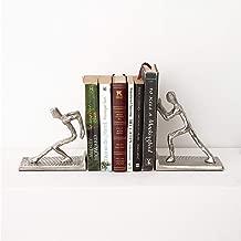 Casa Decor Human Unique Bookends for Office Decor, Book Shelf, Living Room, Home Décor