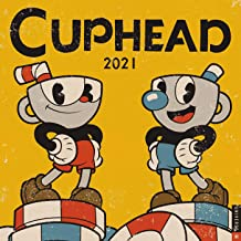 Cuphead 2021 Wall Calendar