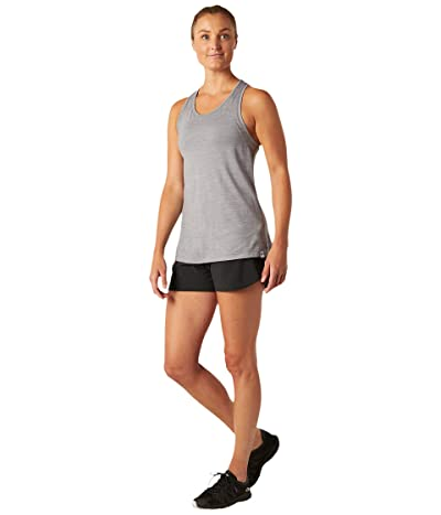 Smartwool Merino Sport 150 Tank (Light Gray Heather) Women