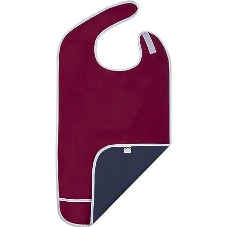 Bib adult Protection adult   adult bib   table cloth   custom napkin Simon says this is the hour