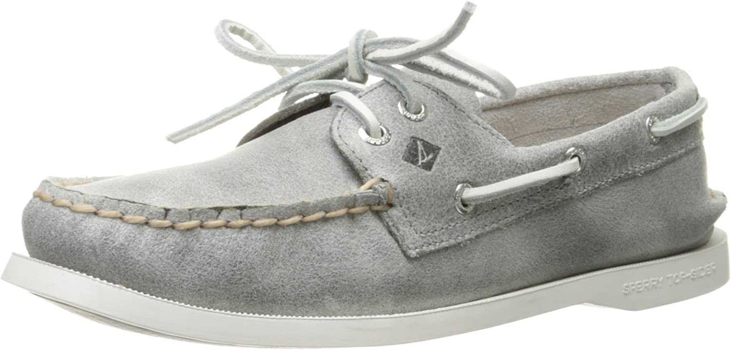 Sperry Top-Sider Women's A O Two-Eye Boat shoes bluee