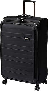 ANTLER Softside Suitcase, Large, Black