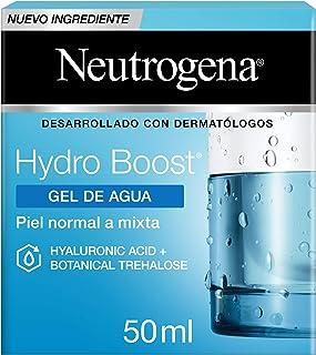 Neutrogena Hydro Boost Gel de Agua Pieles Normales y Mixtas Hidratación Duradera No Grasa 50 ml