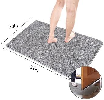KM/_ Universal Door Mat Floor Rug Anti-slip Pad Home Indoor Outdoor Doormat Car