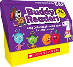 Buddy Readers: Levels E & F (Classroom Set): A Big Collection of Leveled Books for Little Learners