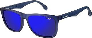 Carrera CARRERA 5041/S CAR5041SRCT56 Rectangular SunglassesMATT BLUE56 mm