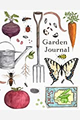 Garden Journal: A Kid's Gardening Journal Paperback