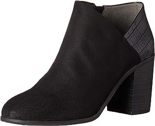 حذاء برقبة حتى الكاحل للسيدات من BC Footwear لون أسود، مقاس 10 B US