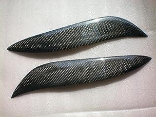 JPCarbon Carbon Fiber Headlight Eyelids for Toyota Supra JZA80 1993-1998