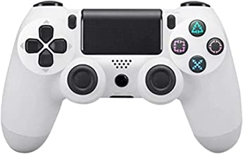 Wireless Gamepad Controller for Sony PS4 PlayStation 4 - white