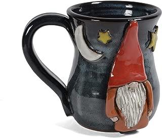 MudWorks Pottery Moon Star Gnome Special Edition Mug