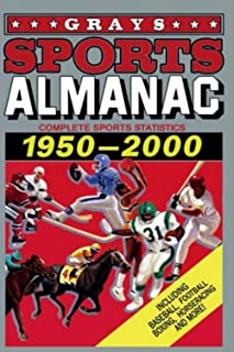 Grays Sports Almanac Complete Sports Statistics 1950-2000: Back to the Future 2 Dotted Pages 6x9 Notebook Journal (حمل آسان) با الهام از کتاب آمار ورزشی مربوط به فیلم 1989