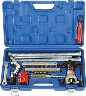 GASMOBE Kit herramientas tubos de 13Piezas: AB806A abocarda: 1/4