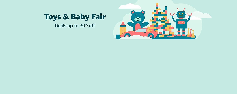 Toys & Baby Fair