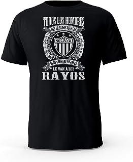 Solo Los Mejores Le Van al Necaxa Rayos Futbol Mexico Black T-Shirt playera