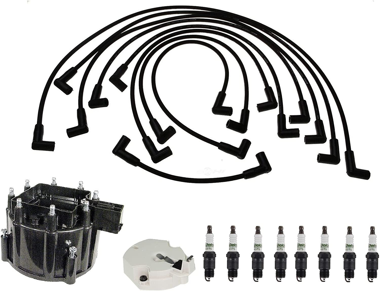 Replacement Distributor Cap Rotor Kit Wire Topics on TV Spark Plug Las Vegas Mall
