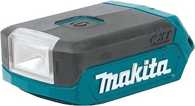 Makita DEAML103 acculamp ML103, 12 V, blauw