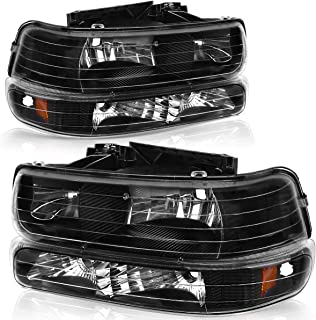 Best 2002 chevy tahoe headlight assembly Reviews