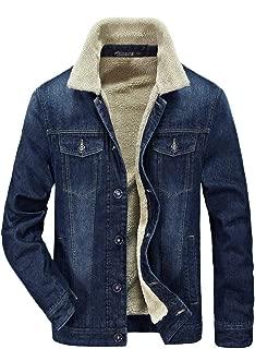 Best wrangler western styled sherpa lined denim jacket rustic Reviews