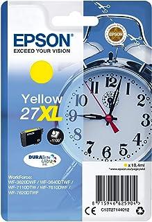 Epson Oryginalny 27XL atramentowy budzik (WF-3620DWF WF-3640DTWF WF-7110DTW WF-7210DTW WF-7610DWF WF-7620DTWF WF-7710DWF W...