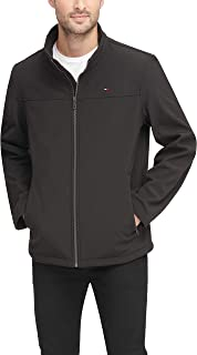 mens Water Resistant Softshell Jacket (Standard and Big & Tall)