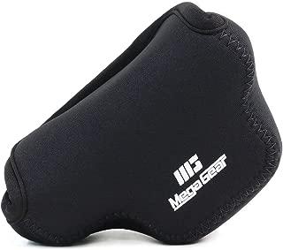 MegaGear ''Ultra Light'' Neoprene Camera Case Bag for Panasonic GM1 with 12-32mm (Black)