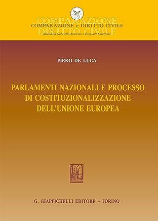 Parlamenti nazionali e processo di costituzionalizzazione dellUnione europea