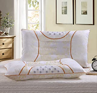 zhenxin Almohada Núcleo de Almohada Un par de Estudiantes domésticos cervicales espondilotico Pillow Dormitory Pillow Core