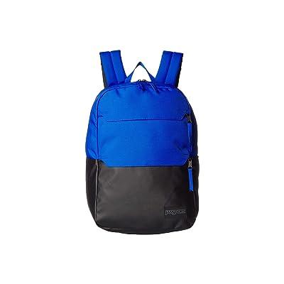 JanSport Ripley (Border Blue) Backpack Bags