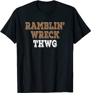 Best ramblin wreck shirt Reviews