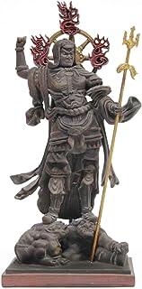 【東寺監修 公認 MINIBUTSU(大サイズ)】四天王 広目天(こうもくてん) 【空海 立体曼荼羅 真言宗開宗1200年記念】