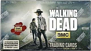 walking dead trading cards season 4 part 2
