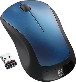 Logitech Wireless Mouse M310 (Peacock Blue)