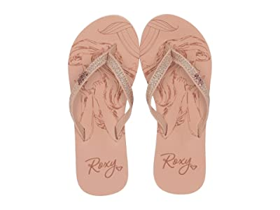 Roxy Kids Disney(r) Napili (Little Kid/Big Kid) (Beige) Girls Shoes
