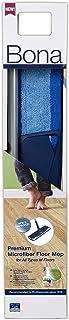 BONA Premium Microfiber Floor Mop limpiadora, Microfibra,
