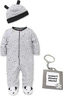 dalmatian footie pajamas