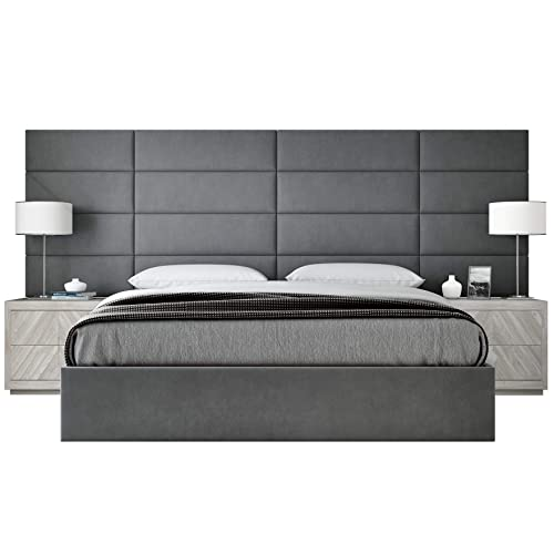 Wall Mounted Headboard Amazon Com