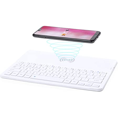 MKTOSASA - Teclado Inalámbrico Bluetooth Portátil con ...