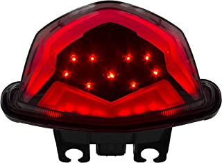 LED Tail Lights Smoke Lens for 2016-2019 Suzuki GSX-S1000, 2018-2019 GSX-S750