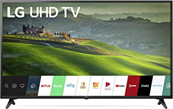 LG 60UM6900PUA 60-in 4K UHD TM120 Smart LED TV (2019)