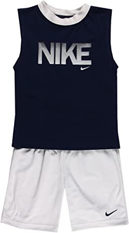 Kevin Durant Basketball Shorts (Little Kids)