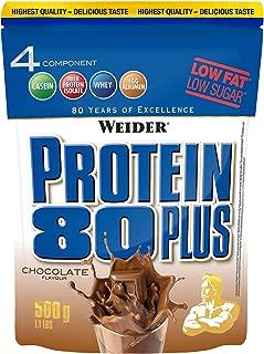 WEIDER Nutrition Protein 80 Plus (500 g)