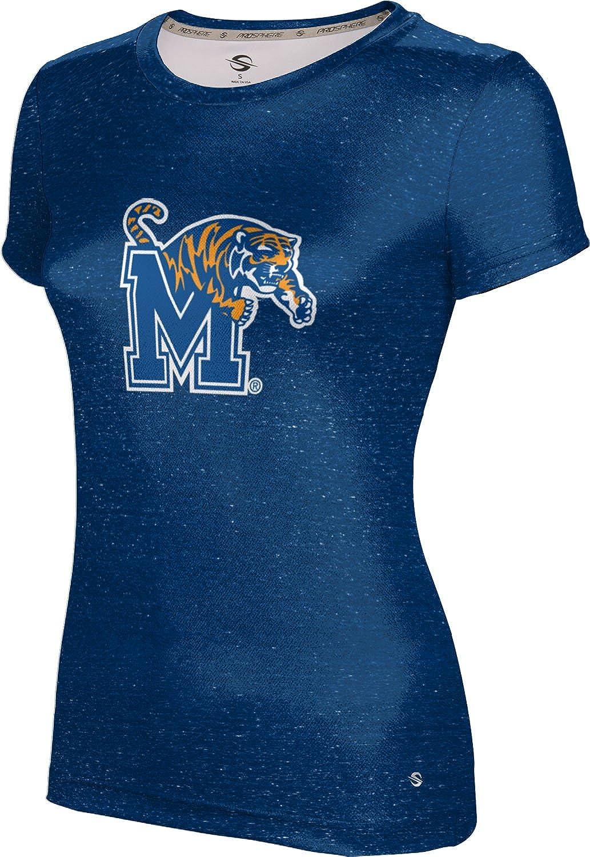 ProSphere University of Memphis Girls' Performance T-Shirt (Heather)