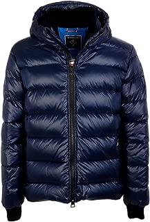 Rossignol Luxury Fashion Mens RLFMJ88715 Blue Down Jacket   Season Permanent