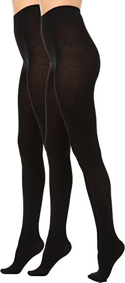 Heat Temp Tights 2-Pack