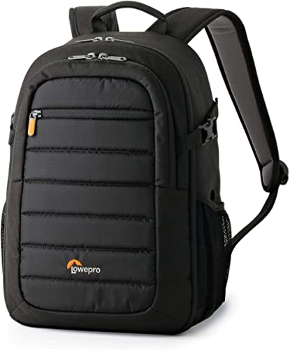 Lowepro Backpack Lightweight Sporty Lowepro Tahoe BP 150, Black. Keep Your Photo Gear and Tablet Protected, Black (LP...